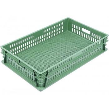 Перфорированный ящик 740х465х145 прямоугольный