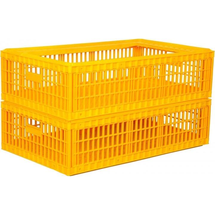 Ящик для перевозки живой птицы без крышки