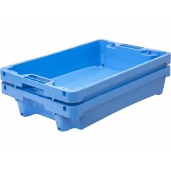Ящик пластиковый 600х400х125