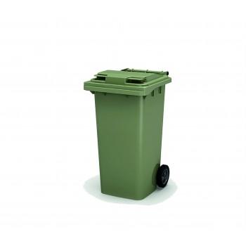Мусорный бак 240 л (Зелёный)