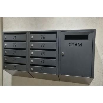 Почтовый ящик + спам