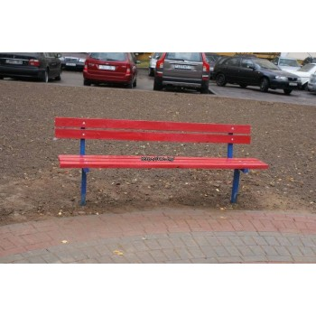 Скамейка №8